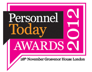 Personnel Today Awards 2012