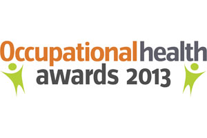 Occupational Health Awards 2013